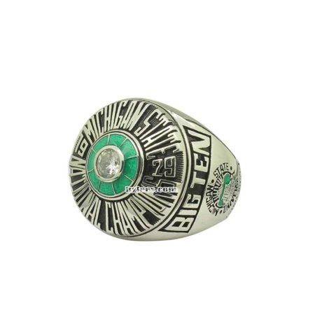 1979 Spartans Basketball National Championship Ring