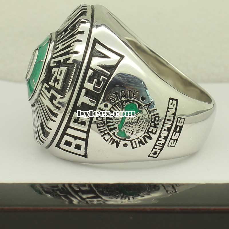 MSU 1979 Basketball National Champions Ring