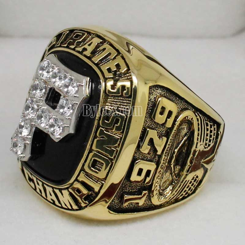 1979 Pirates World Series Ring