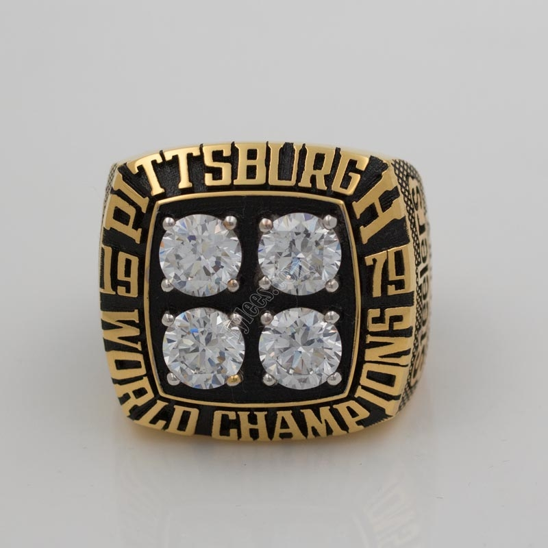 1979 steelers super bowl XIV championship ring