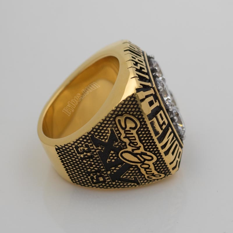 Steelers 1979 super bowl XIV ring
