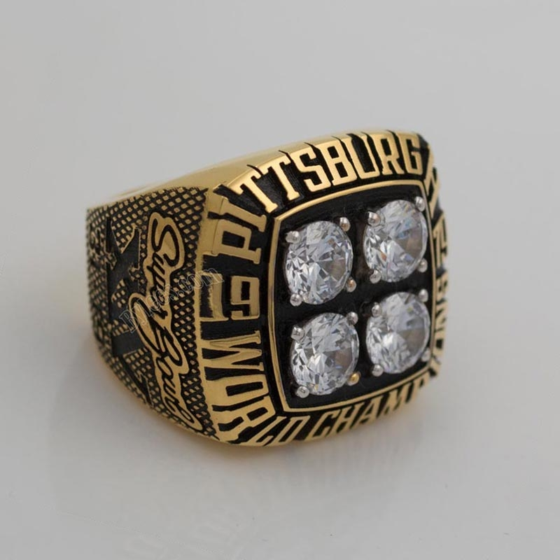 1979 Super Bowl XIV Pittsburgh Steelers Championship Ring