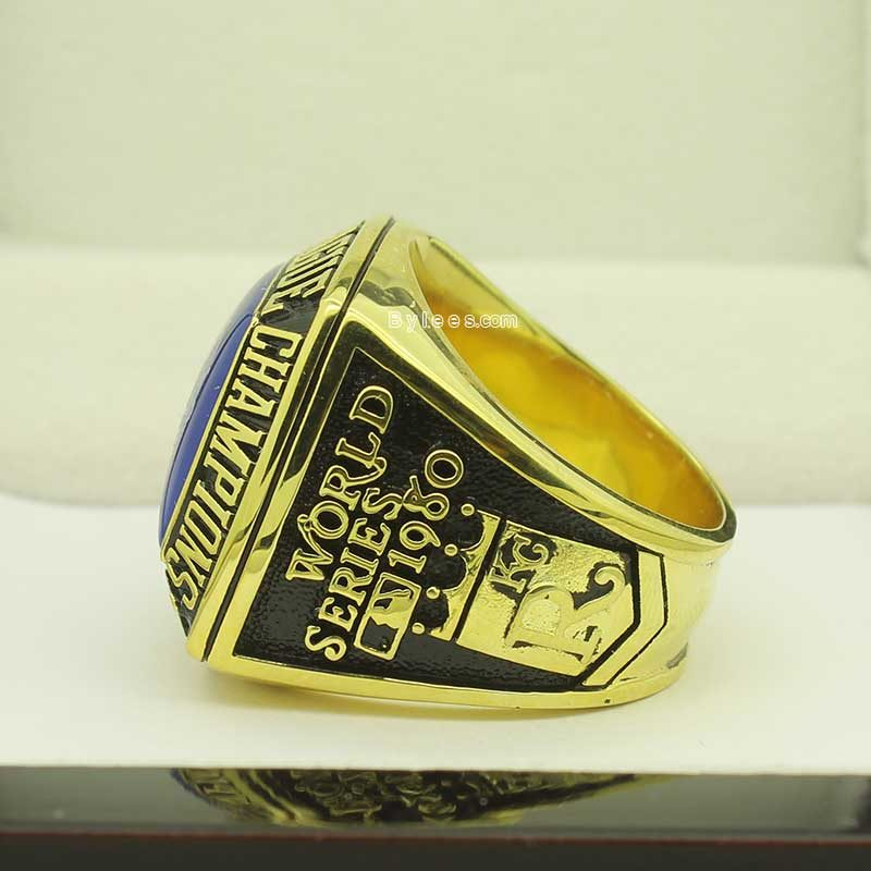 1980 Kansas City Royals American League Championship Ring (pic 2)