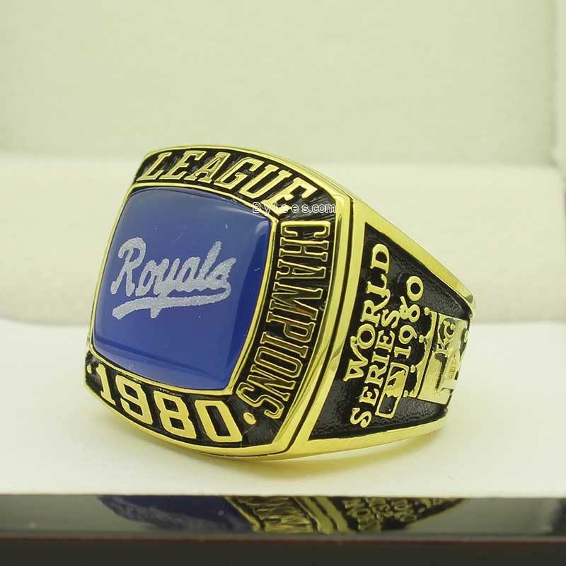 1980 Kansas City Royals American League Championship Ring (pic 1)