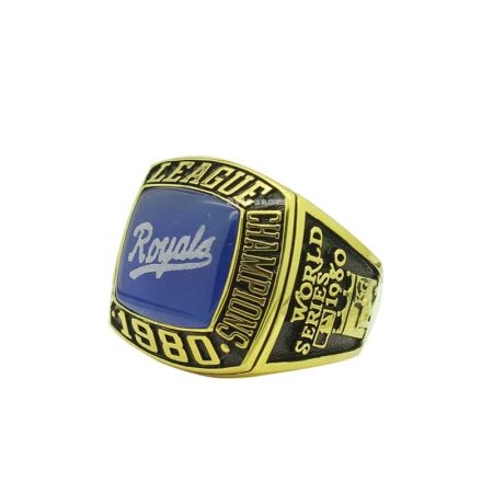 1980 Kansas City Royals American League Championship Ring (overview)