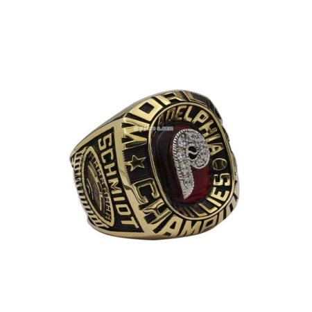 phillies world series ring 1980