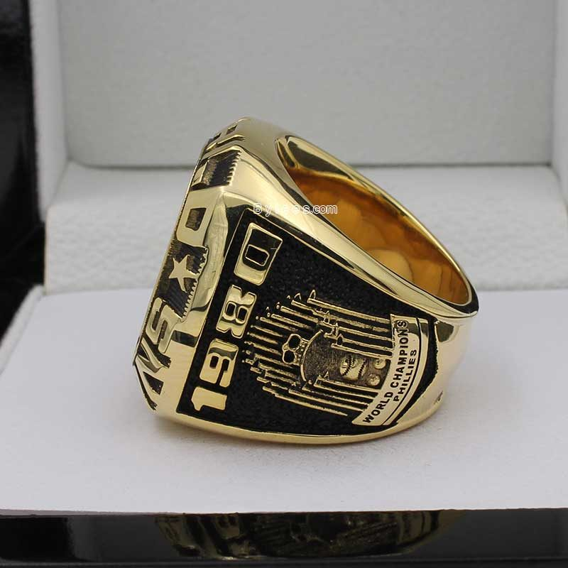 1980 phillies championship ring