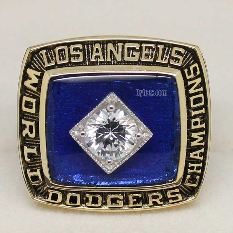dodgers world series rings (1981)