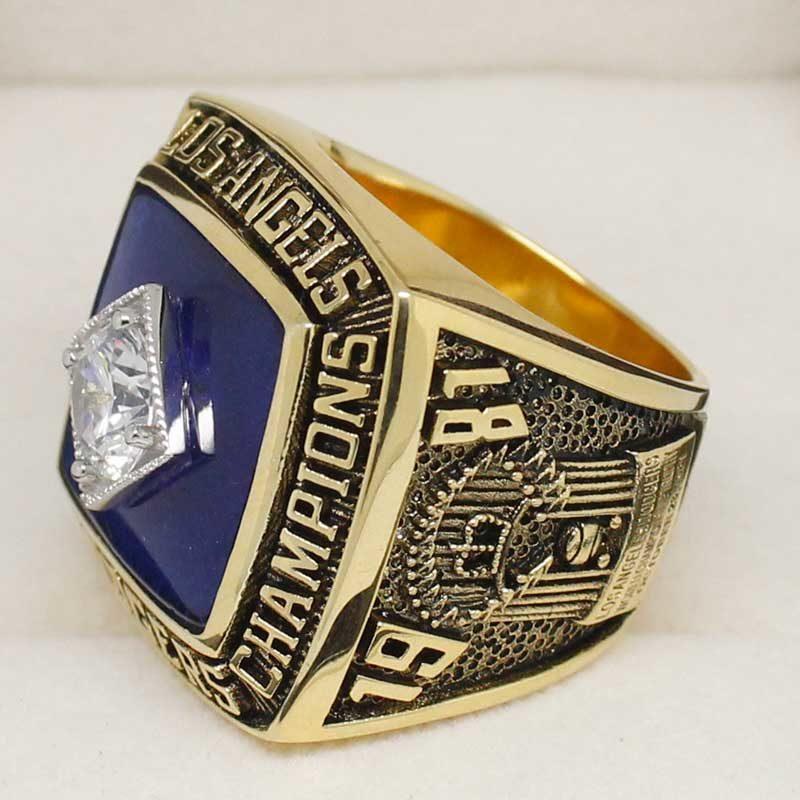 1981 world series ring