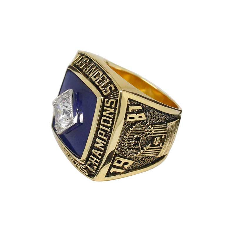 dodgers world series ring for sale (1981)