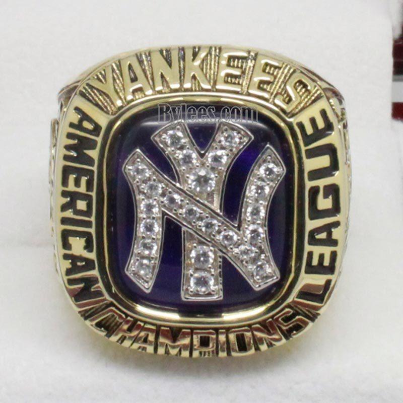ny Yankees 1981 Championship Ring