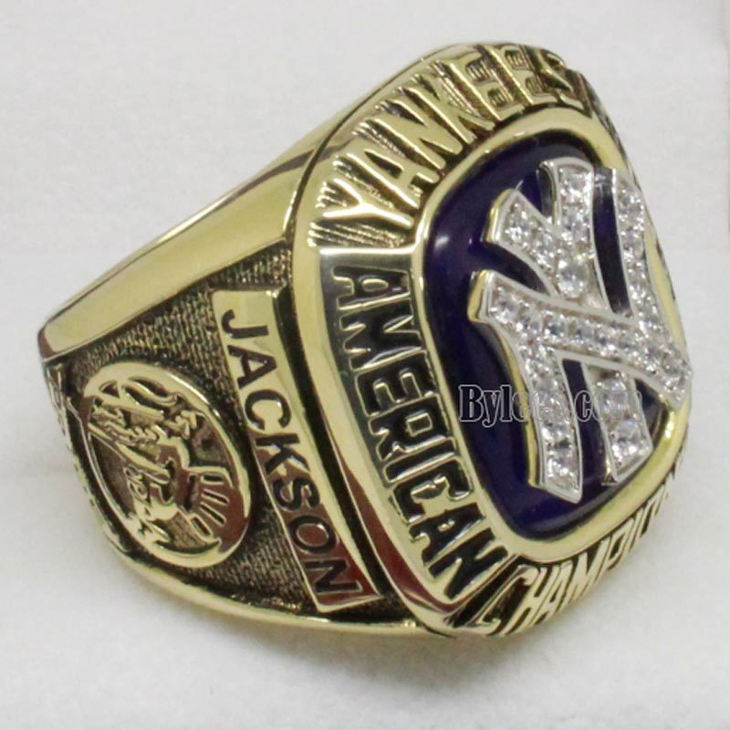 1981 AL Championship Ring