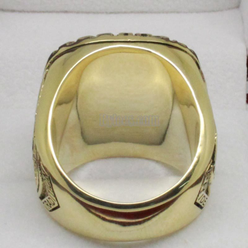 New York Yankees American League Championship Ring 1981