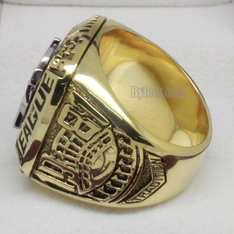 1981 NY Yankees Championship Ring