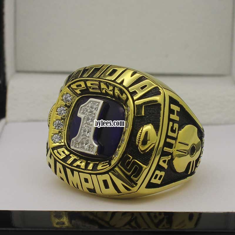 1982 Penn State Football Championship Ring