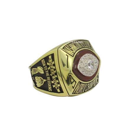 1982 Washington Redskins Championship Ring