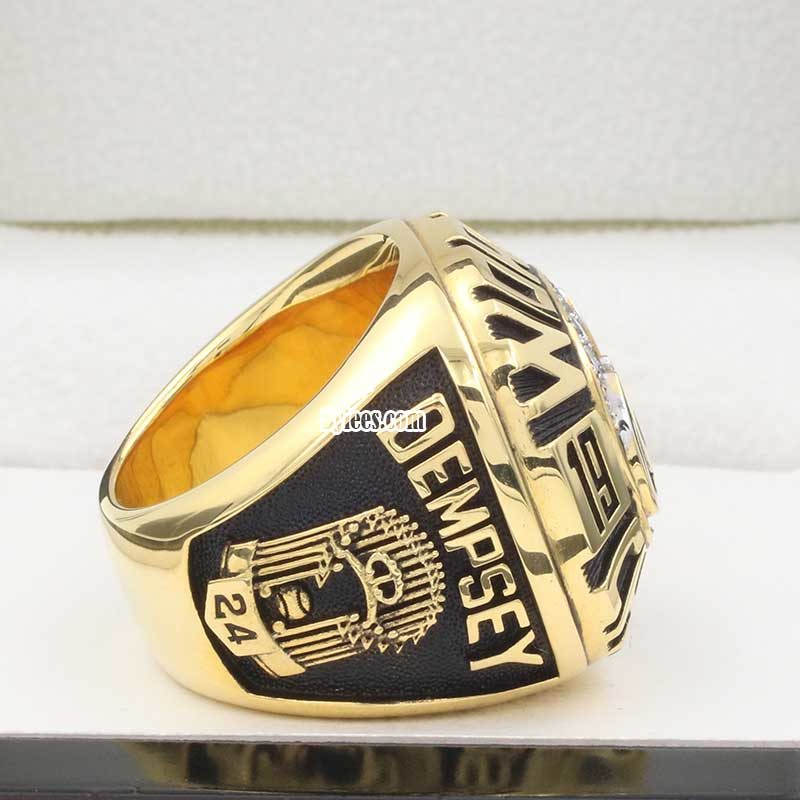 Baltimore Orioles world series Ring 1983