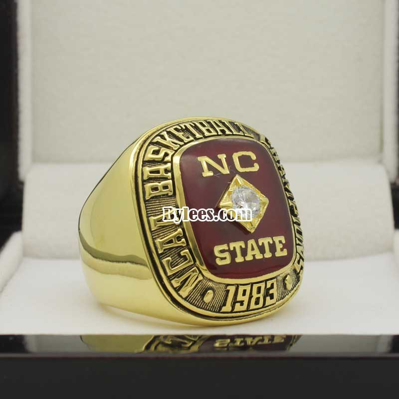 1983 NC State Championship Ring