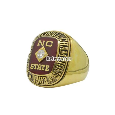 1983 NCAA Basketball Championship Ring