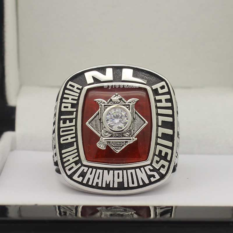 1983 Philadelphia Phillies National League Championship Ring