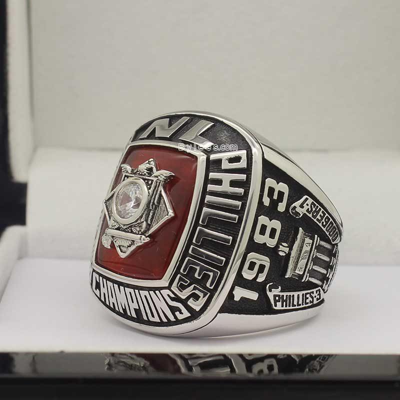 Philadelphia Phillies Championship Ring (1983 AL Champions)