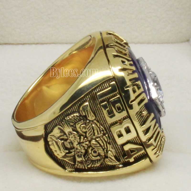 Detroit Tigers World Series Ring 1984
