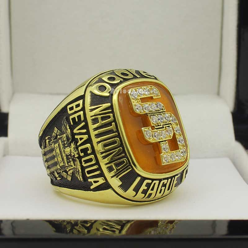 San Diego Padres 1984 Championship Ring