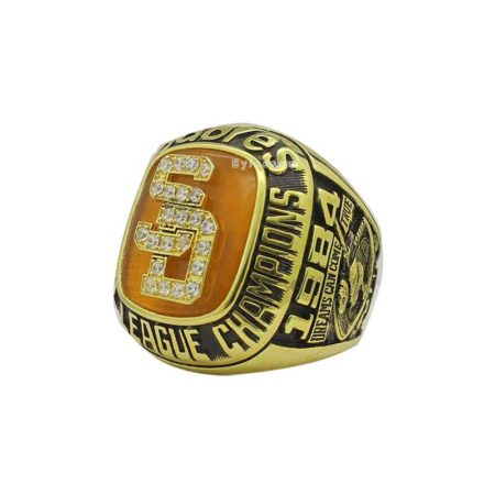 1984 San Diego Padres National League Championship Ring