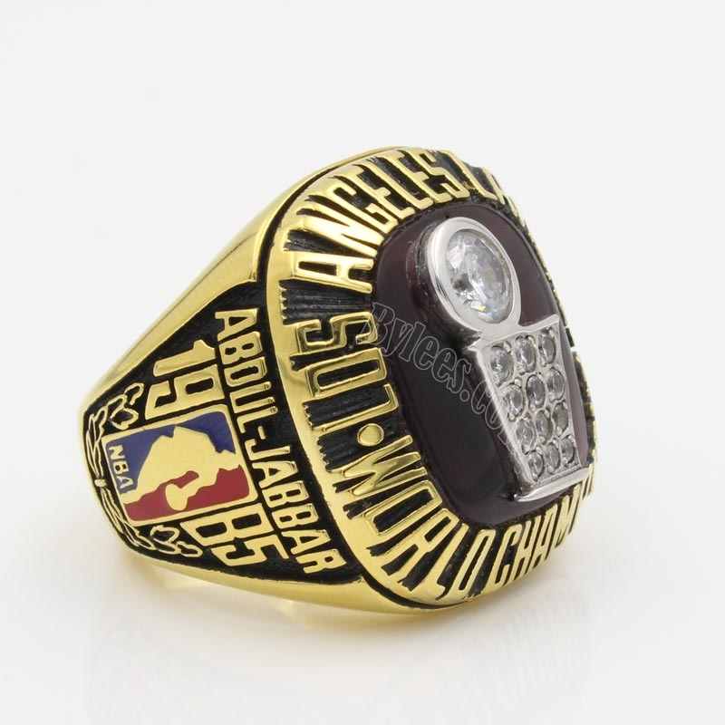 magic johnson ring 1985