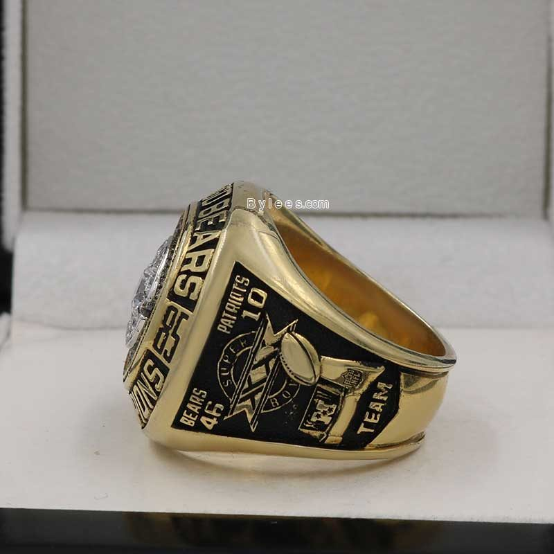 super bowl xx ring