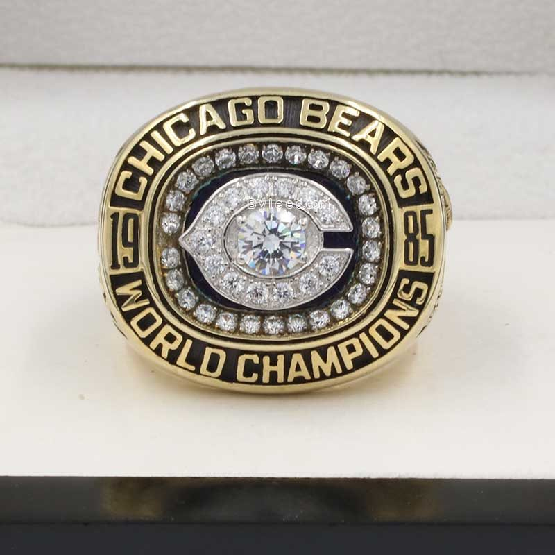 1985 super bowl ring