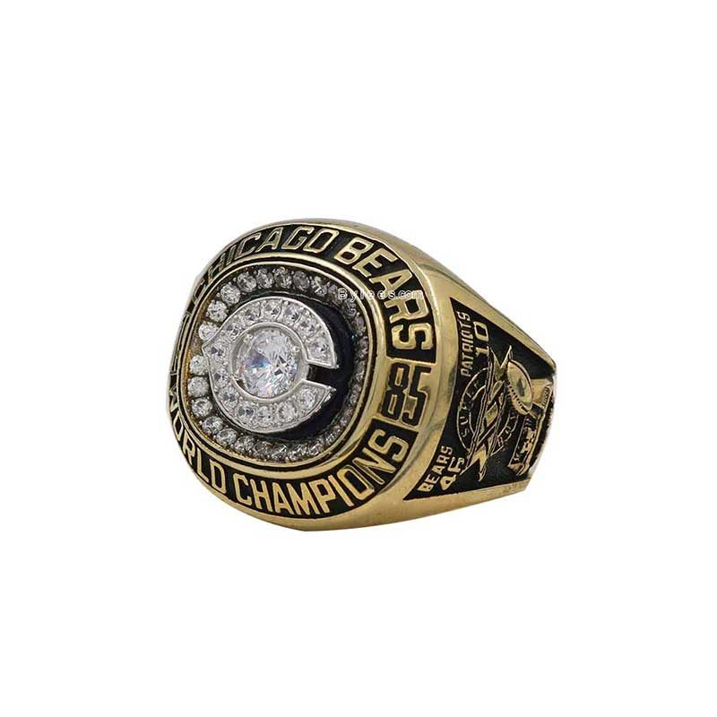 1985 chicago bears ring