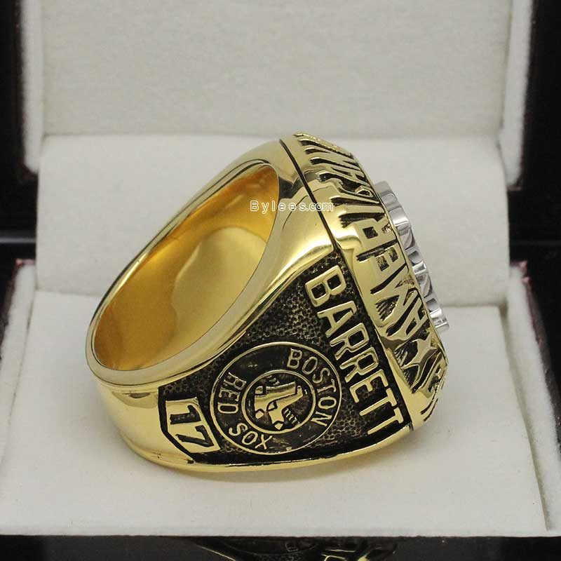 1986 Boston Red Sox American League Championship Ring(2)