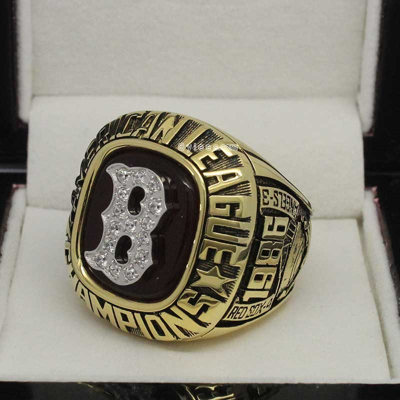 1986 al championship ring