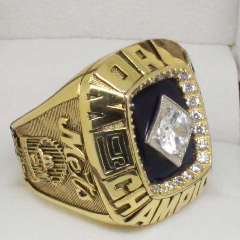 1986 mets world series ring for sale