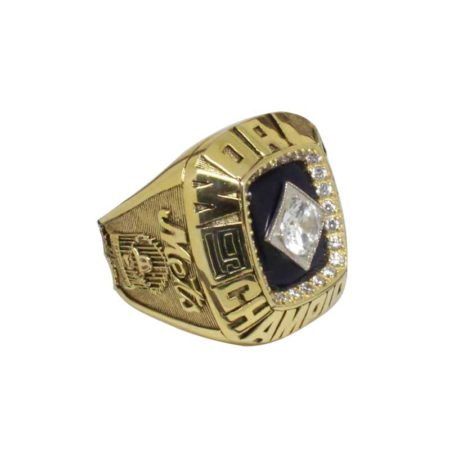 1986 Mets World Series Ring