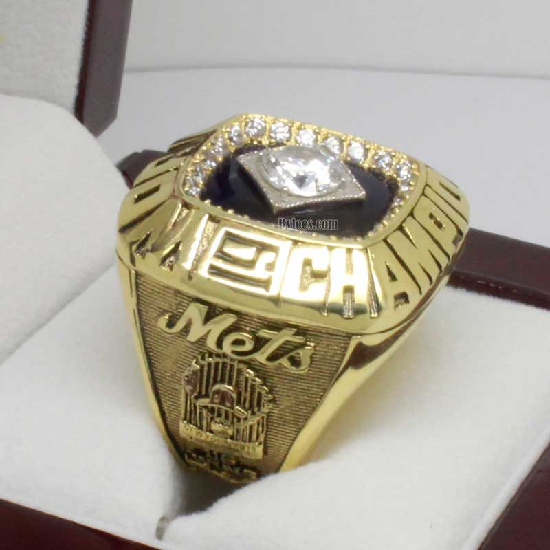1986 Mets World Series Championship Ring
