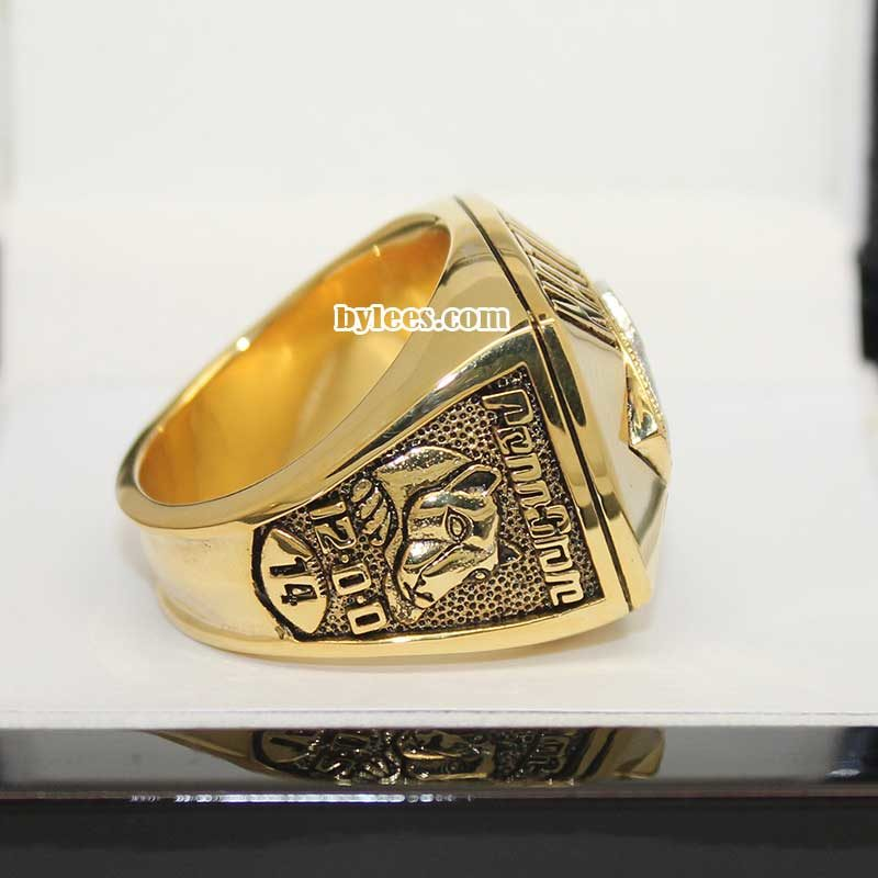 1986 Penn State Nittany Lions National Championship Ring