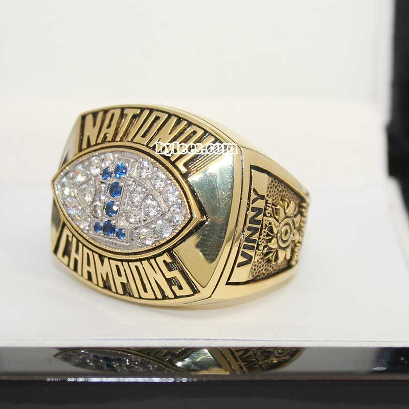 Penn State 1986 National Championship Ring