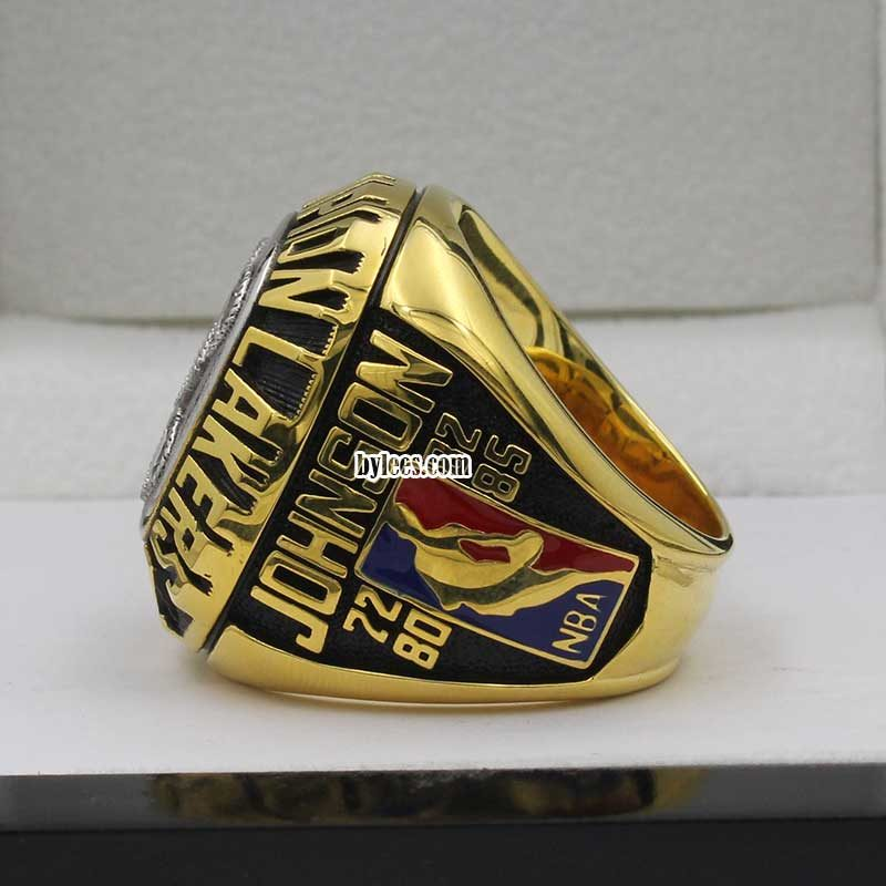 lakers replica championship rings