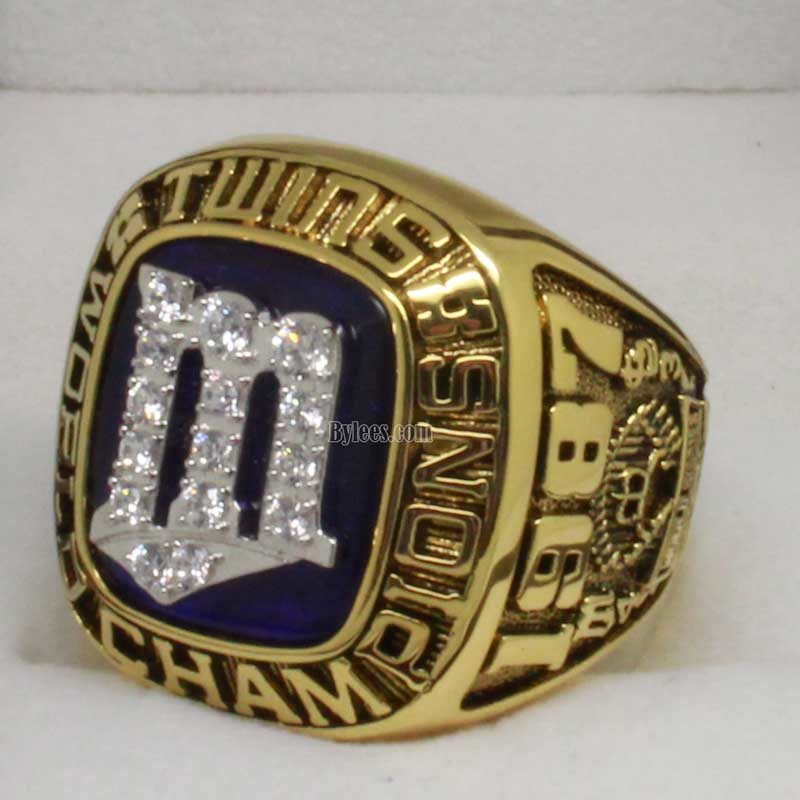 1987 world series ring
