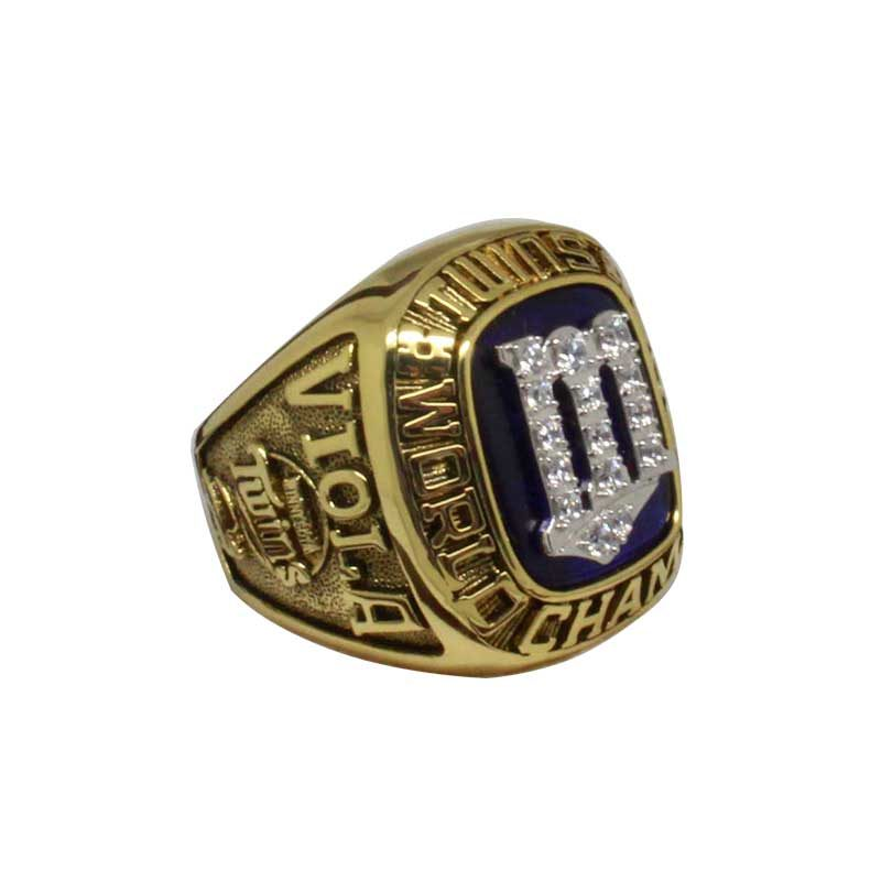 Twins 1987 World Series Championship Ring