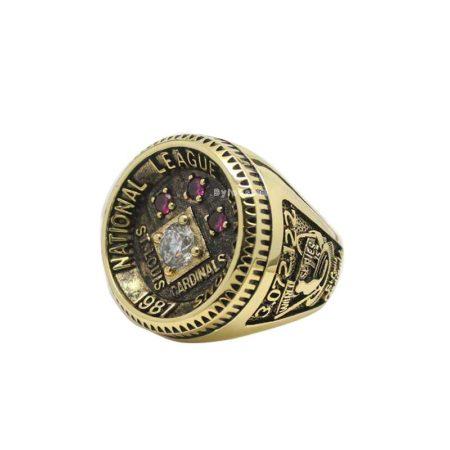 1987 NL Championship Ring