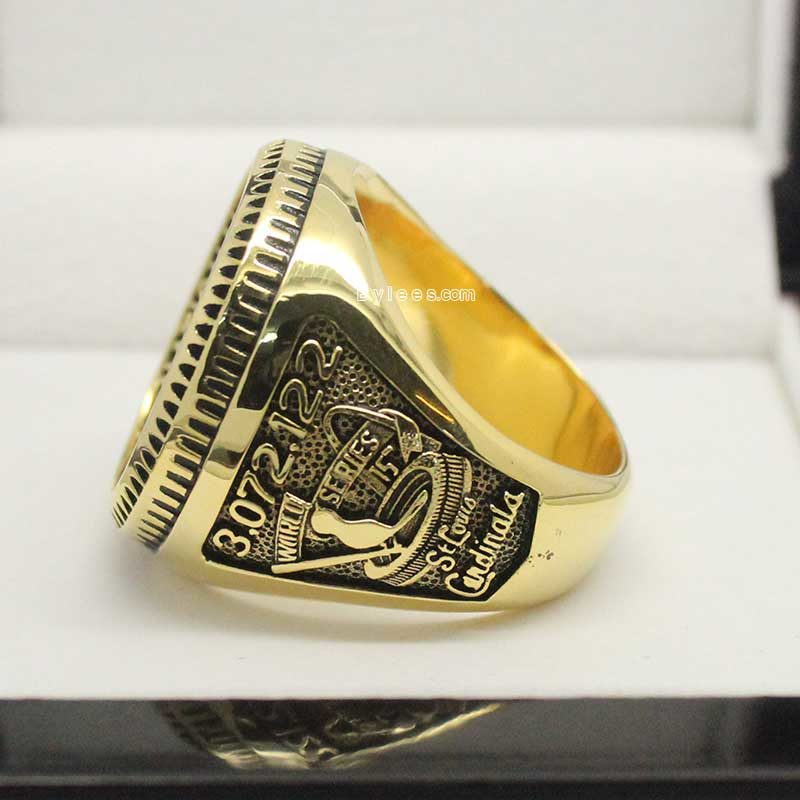 St Louis Cardinals 1987 Championship Ring