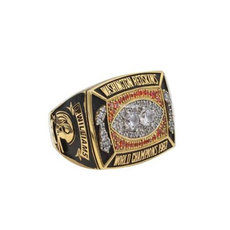 1987 Washington Redskins super bowl ring