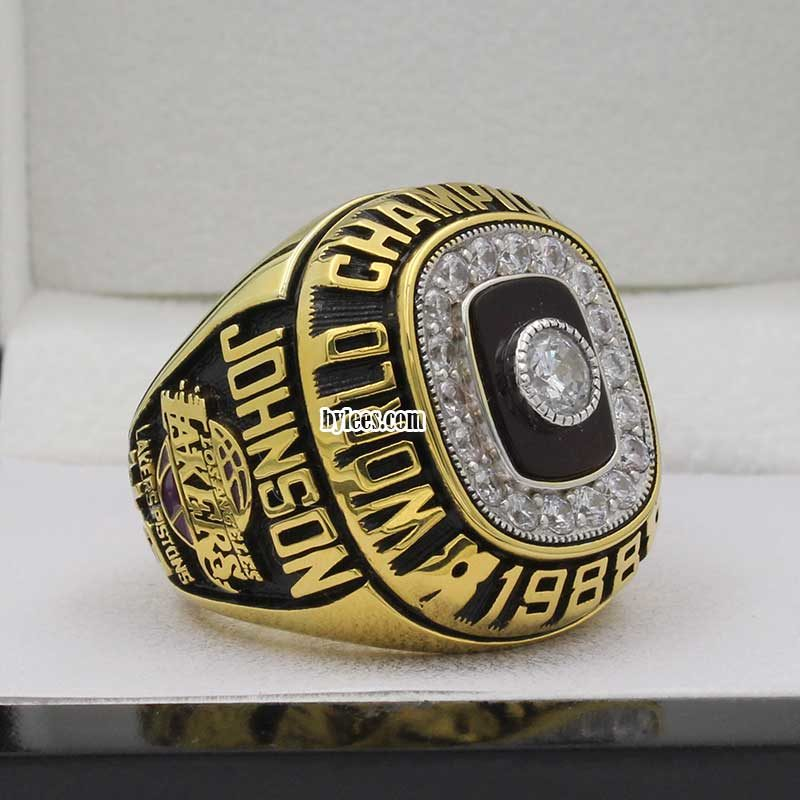 magic johnson rings