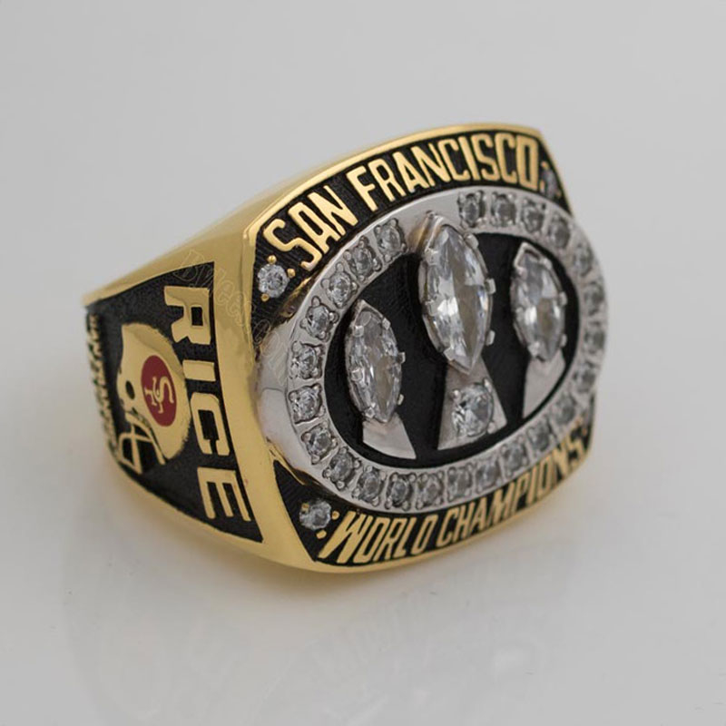 Super bowl XXIII championship ring