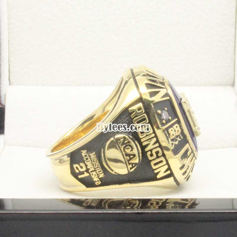 Michigan Wolverines National Championship Ring 1989