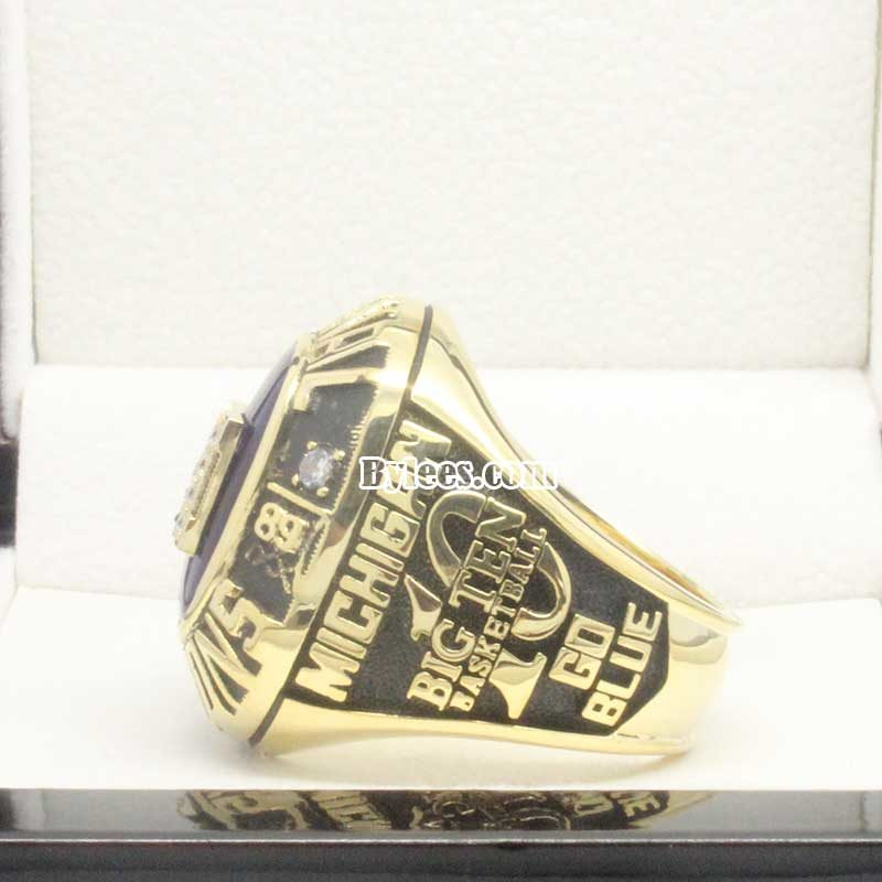 1989 Michigan Football Championship Ring
