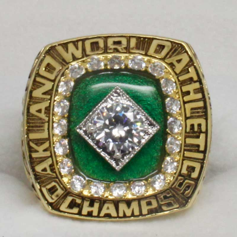 1989 World Series Ring